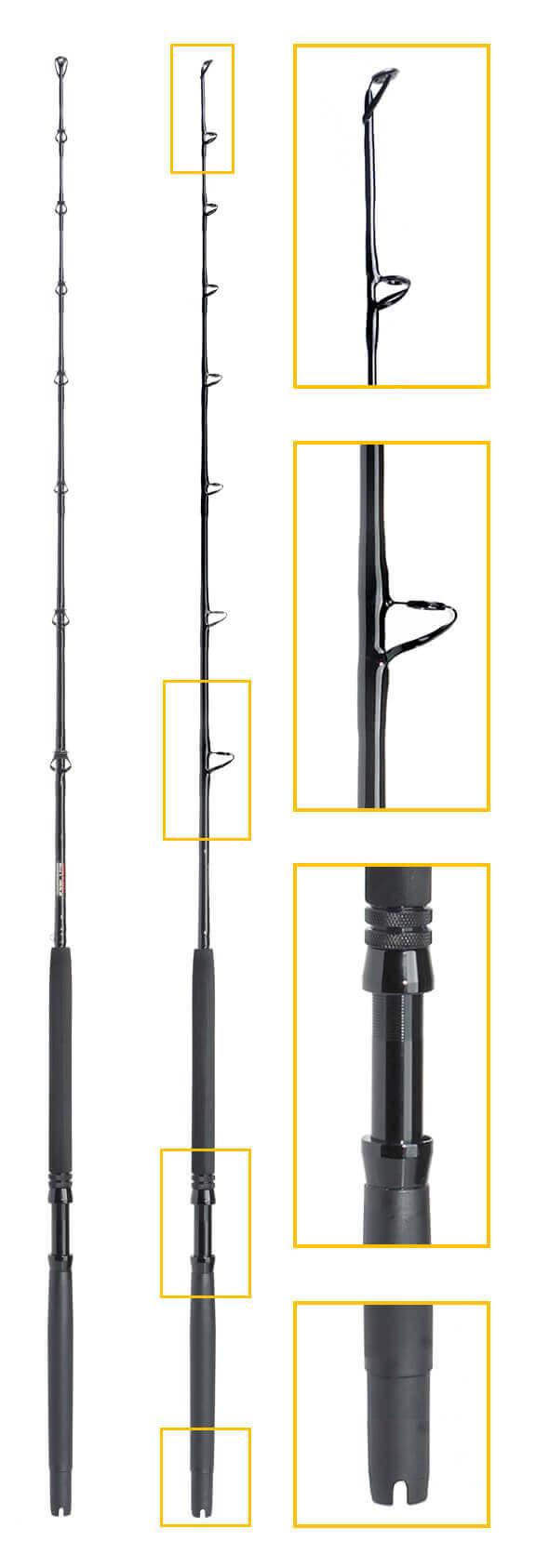 Sceptre 6.5 FT Standup Rod