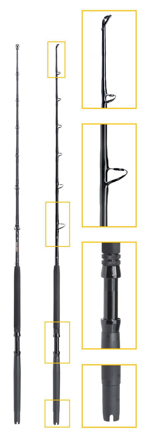 Sceptre 6 FT Standup Rod