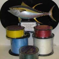 Jerry Brown Solid Core Fishing Line