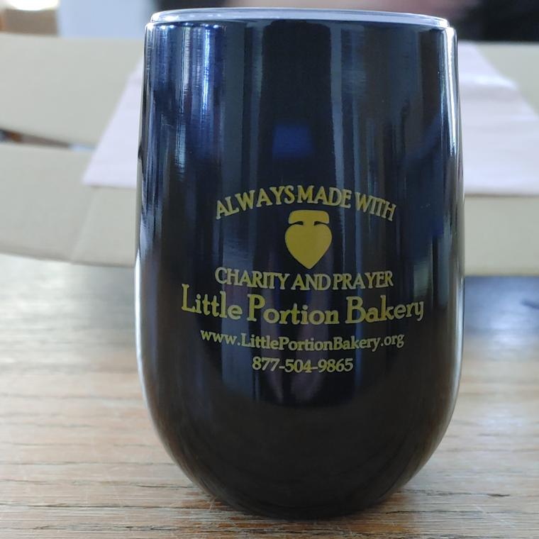Little Portion Bakery Insulated Mug