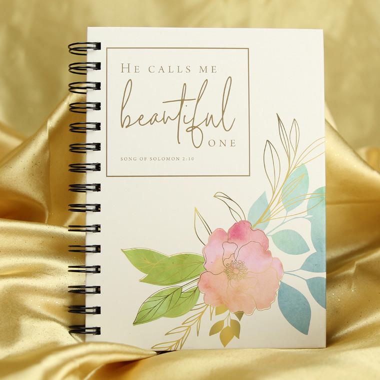 Journal - He Calls Me Beautiful One