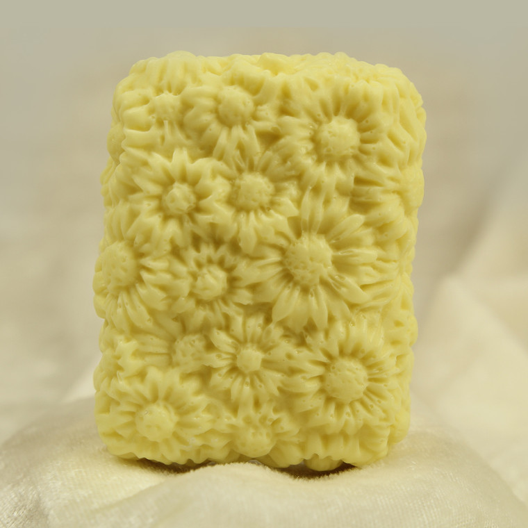 Little Portion Bakery Gift Soap Sunflowers - Honey Almond - Yellow