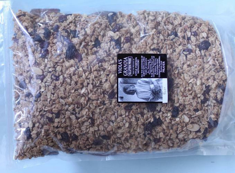 Ten Pounds of Viola's Granola - MONTHLY SUBSCRIPTION