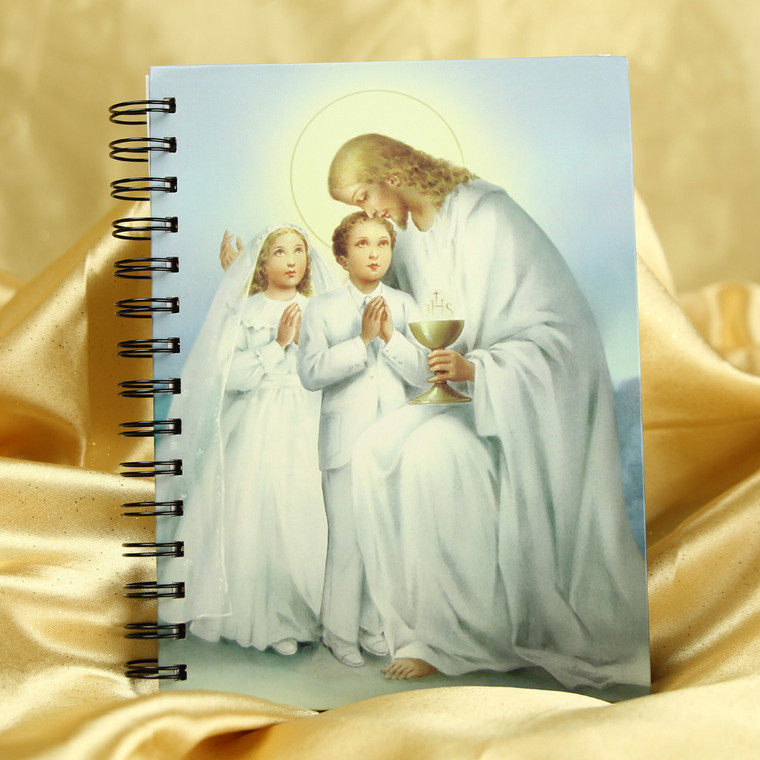 Journal - Traditional Memories First Communion