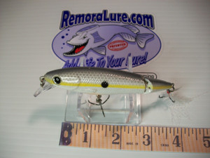 Top Water, Jointed Minnow, Sexy Silver