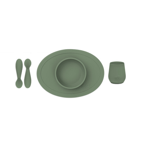 First Foods Tiny Set Olive