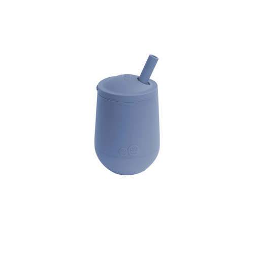 Mini Cup + Straw Training System Indigo