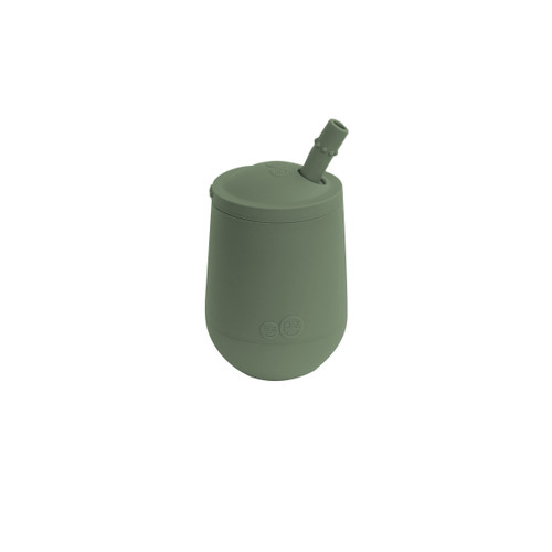 Mini Cup + Straw Training System Olive