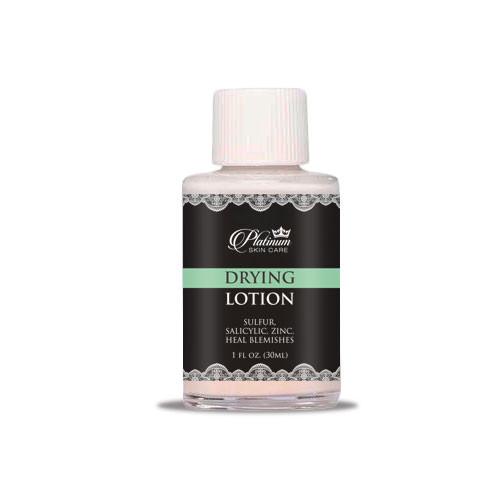 Acne Drying Lotion. Sulfur Salicylic Zinc.  Heal blemishes.