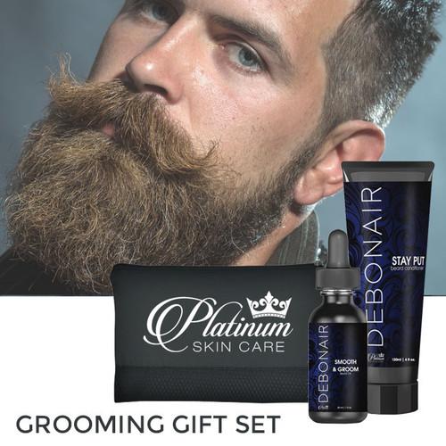 Debonair Mens | Beard Grooming Set