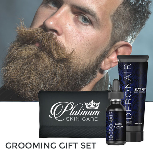 Debonair Mens | Beard Grooming Set
