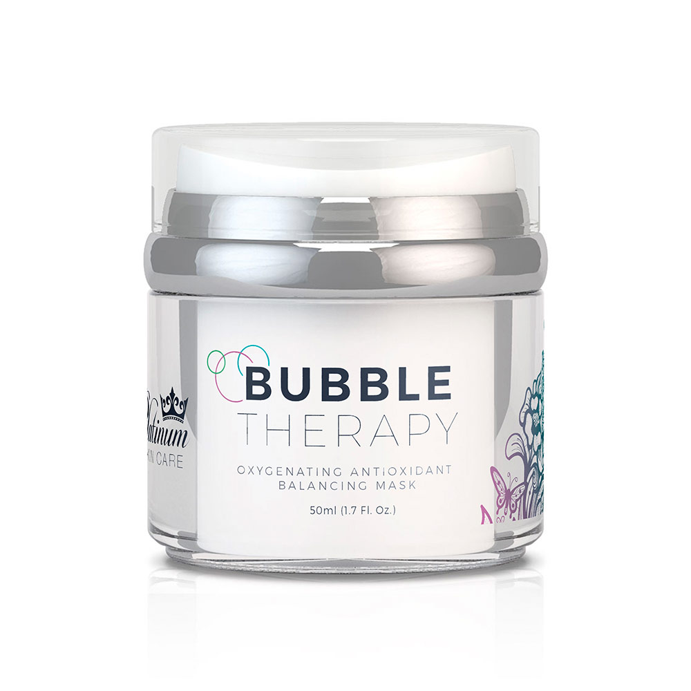 Bubble Therapy Oxygenating Effervescent Mask