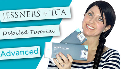 Jessners and TCA | Application | FAQ | Pre and Post care