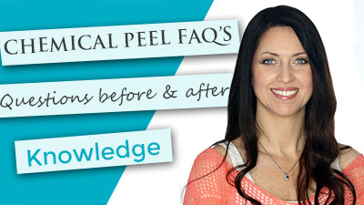 Peel FAQ's Before | After | Body | Flaking