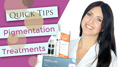 Quick Tips for Treating Pigmentation at Home | Daily Products | Chemical Peels
