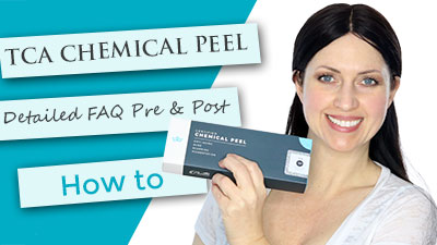 Detailed TCA Peel How to | FAQ | Layers | Spot Treating