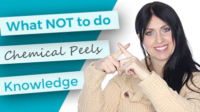 What NOT To Do When Performing Chemical Peels | Advice | Prep | Shaving | Retinoids