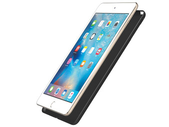 Air Jacket Rubber Black for iPad mini 4/Solo