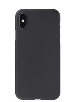 Air Jacket for iPhone XS Rubber Black