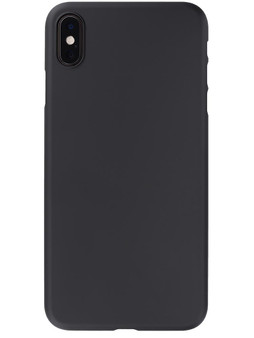 Air Jacket for iPhone XS Max Rubber Black