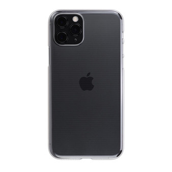 Air Jacket for iPhone 11 Pro Clear on an iPhone 11 Pro
