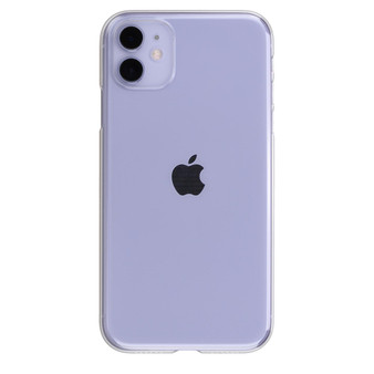 Air Jacket for iPhone 11 Clear on an iPhone 11