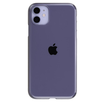Air Jacket for iPhone 11 Clear Black on an iPhone 11