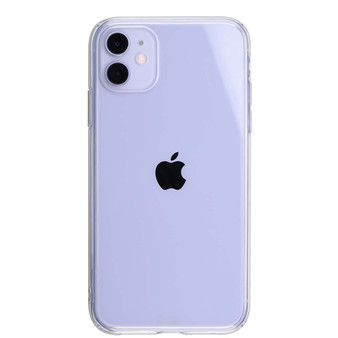 Air Jacket Hybrid for iPhone 11 Clear Front