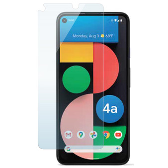 Shock-absorbing Crystal Film for Pixel 4a (5G)