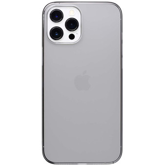 Air Jacket for iPhone 12 Pro Max Clear Black