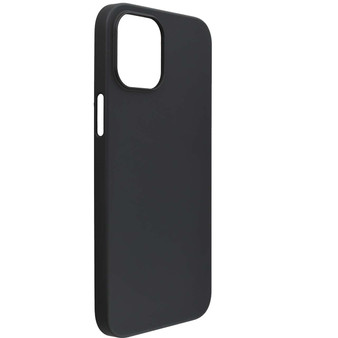 Air Jacket for iPhone 12 Pro Max Rubber Black