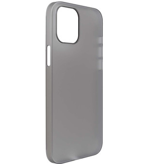 Air Jacket for iPhone 12 Pro Max Smoke Matte