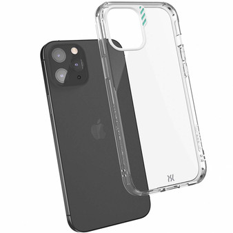 iPhone 12 Pro Max Hybrid Cushion Deluxe Clear