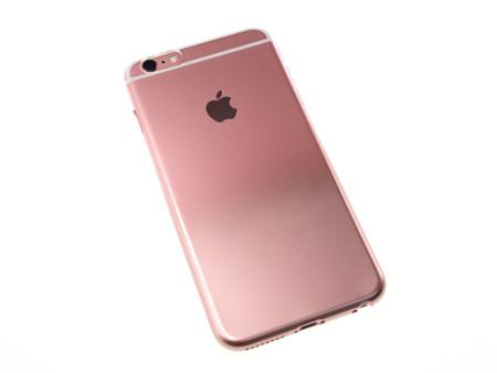 Air Jacket Set For Iphone 6s Plus6 Plus Gradation Rose Gold