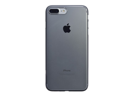 huge selection of 20704 2184f Air Jacket for iPhone 7 Plus Clear Black