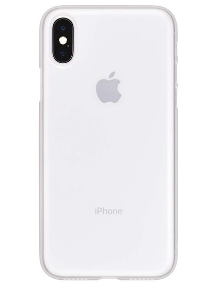 meet 4fe53 52ade Air Jacket for iPhone X Clear Matte