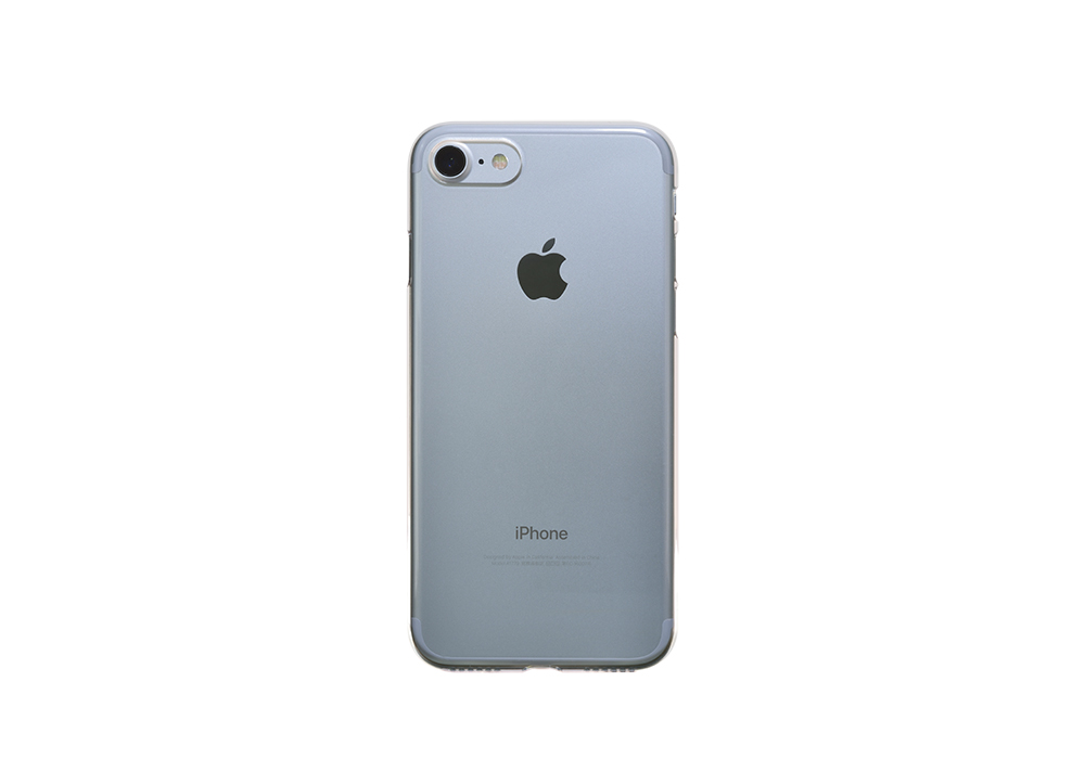 the best attitude 56d51 441ba Air Jacket for iPhone 7 Clear