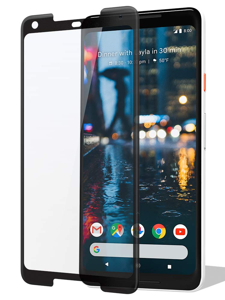 sneakers for cheap 49459 cd6cb 3D Tempered Glass for Pixel 2 XL