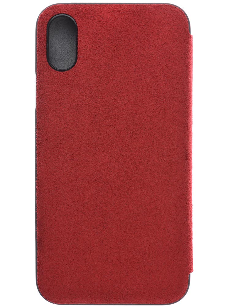 sale retailer d5d2d ae59b Ultrasuede Flip Case for iPhone X