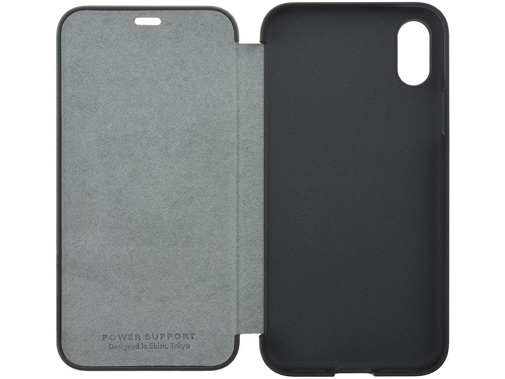 sale retailer d5d2d ae59b Ultrasuede Flip Case for iPhone X