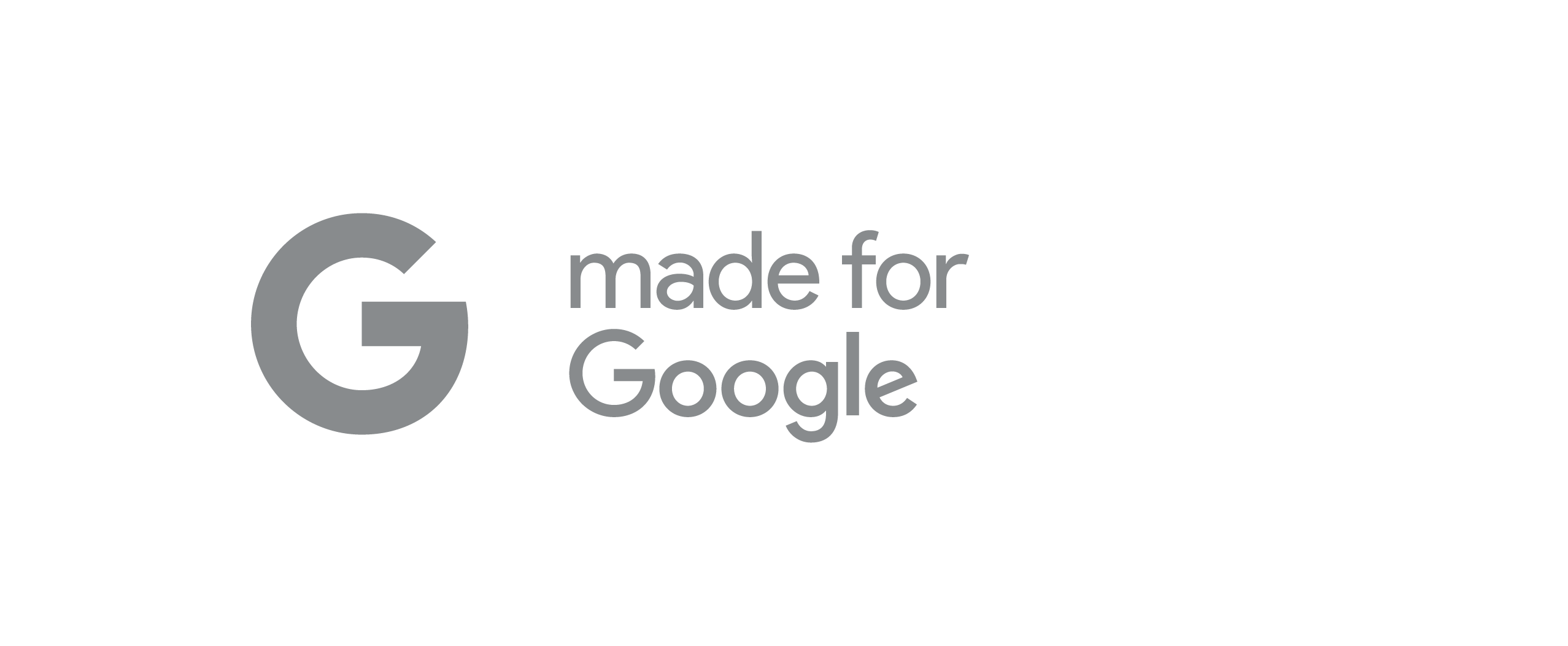 Made for Google