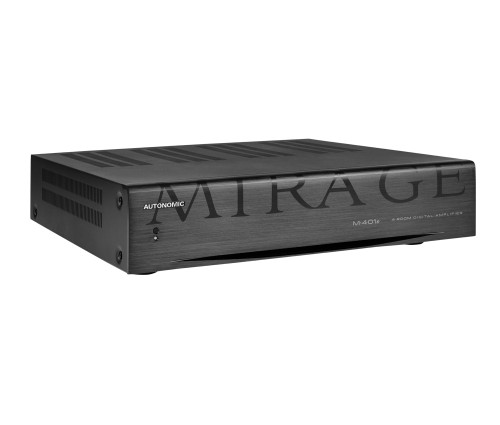 Autonomic® 401e Digital Amplifier | 400w | 4 Zones