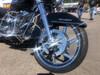 Chrome Harley Davidson Fat boy Wheels