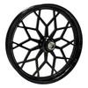 Black Trike, Tri Glide, Freewheeler Wheels