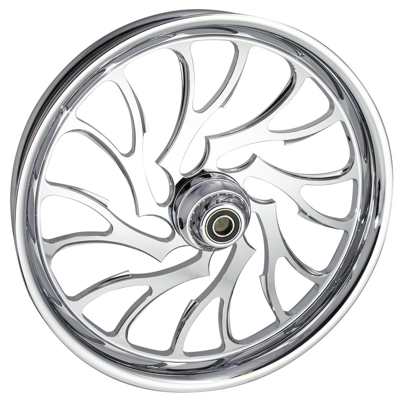 Chrome Street Glide Wheels