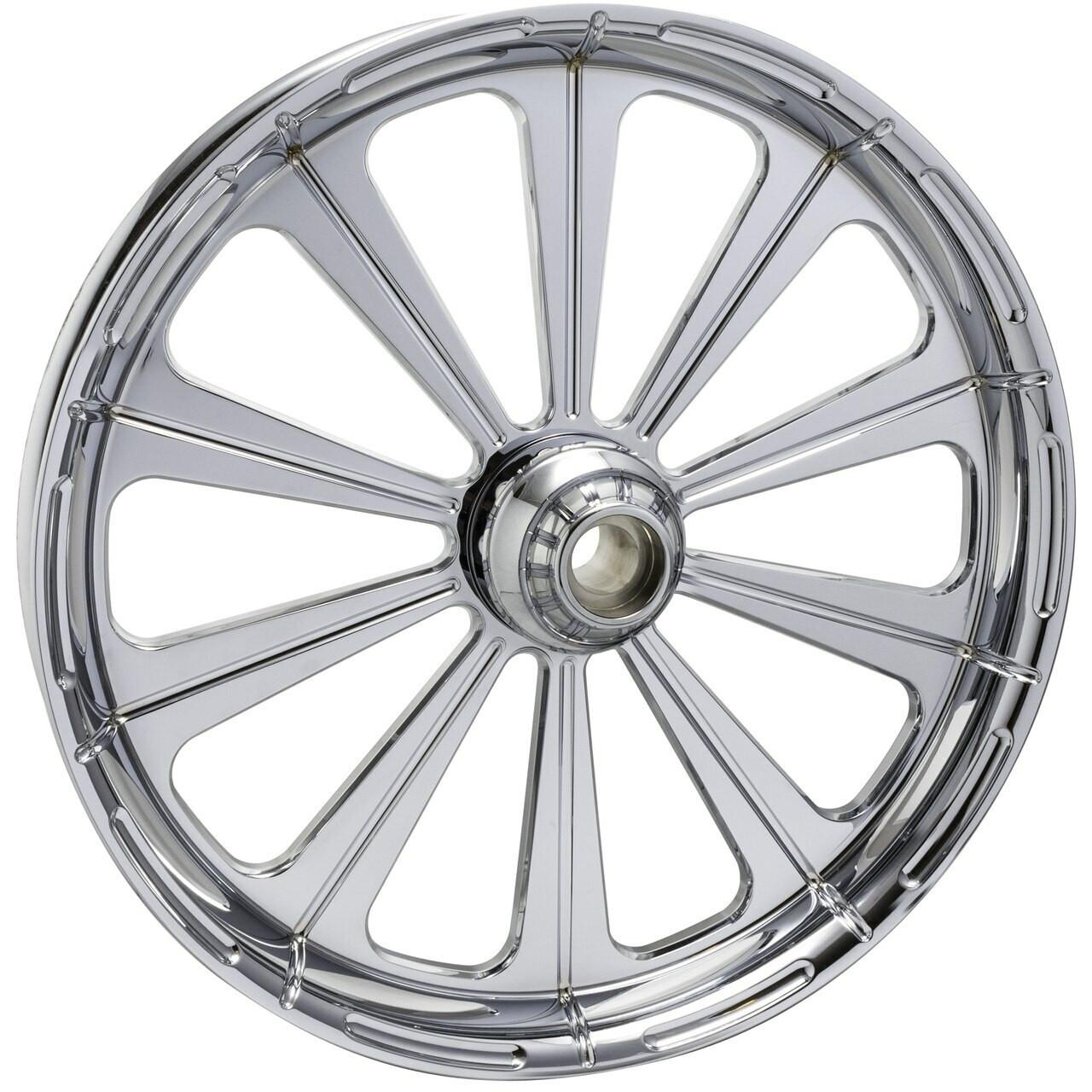Chrome Street Glide Wheels