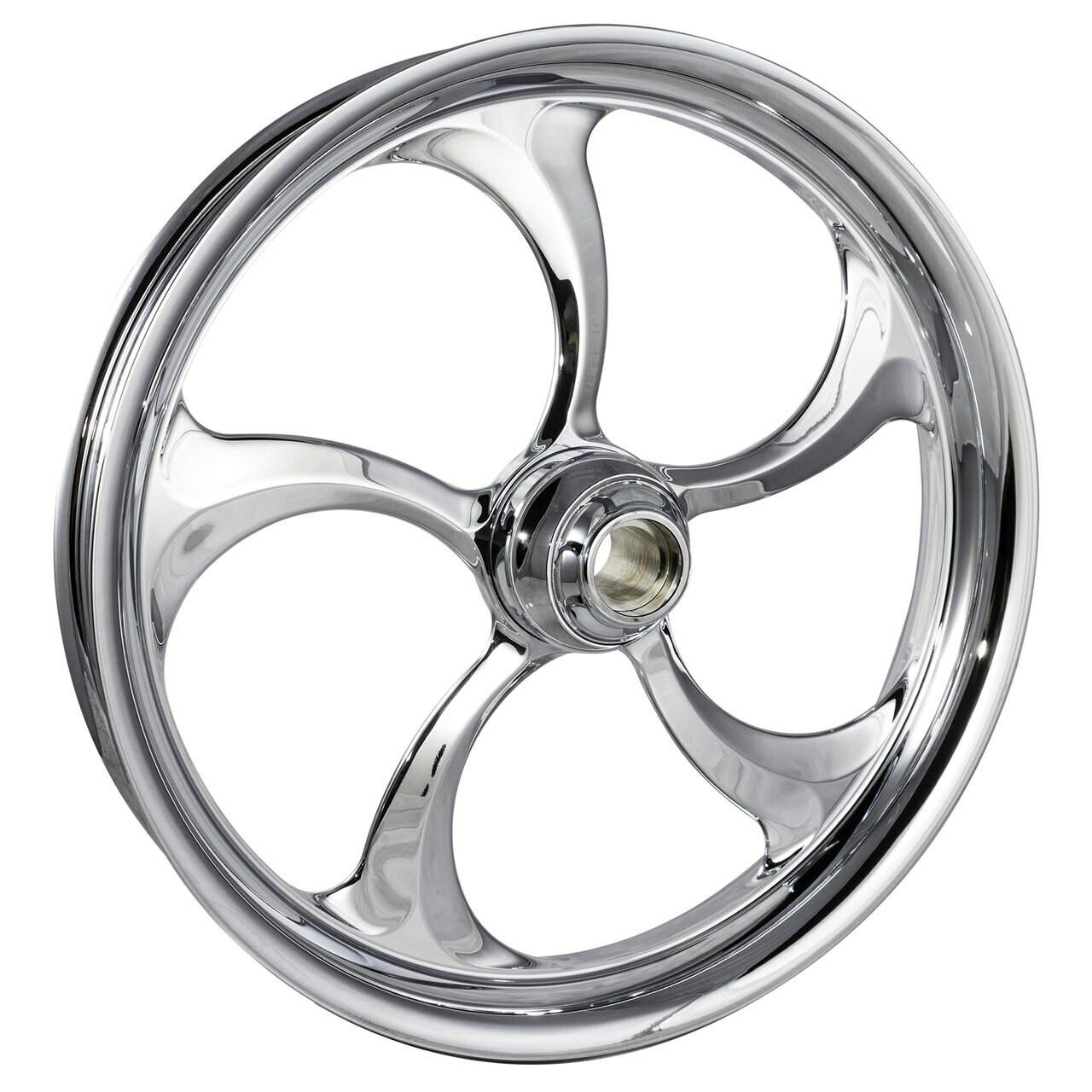 Chrome Road Glide Wheels