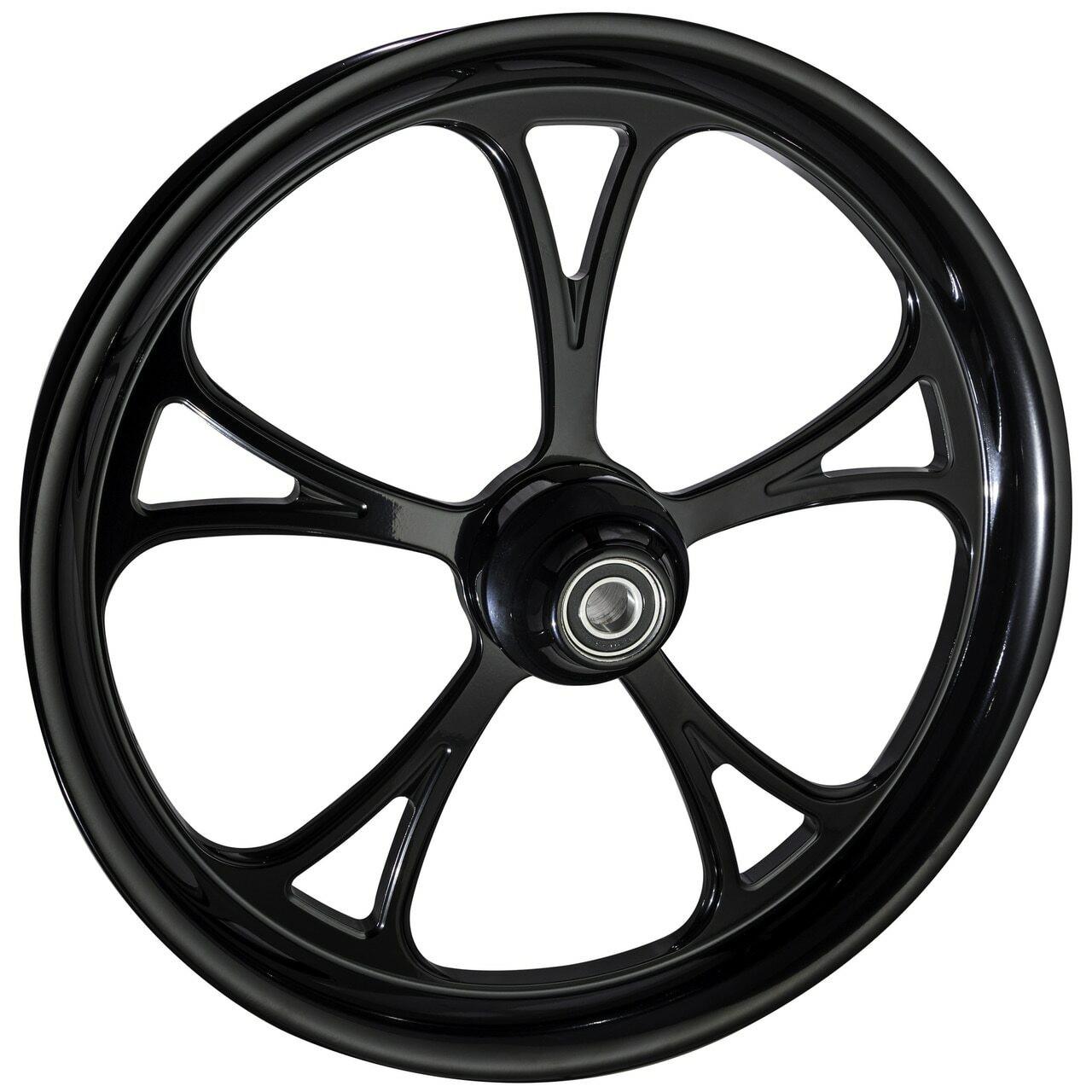 21 inch Black Ultra Wheels by FTD Customs