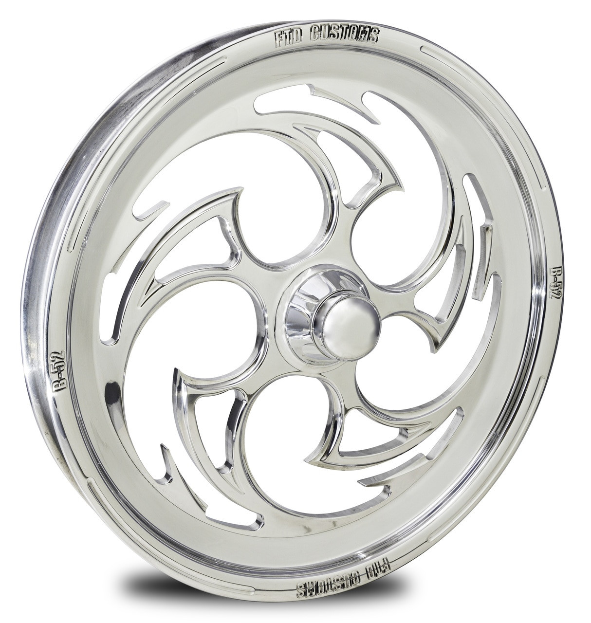 B52 Dragster Front Wheels