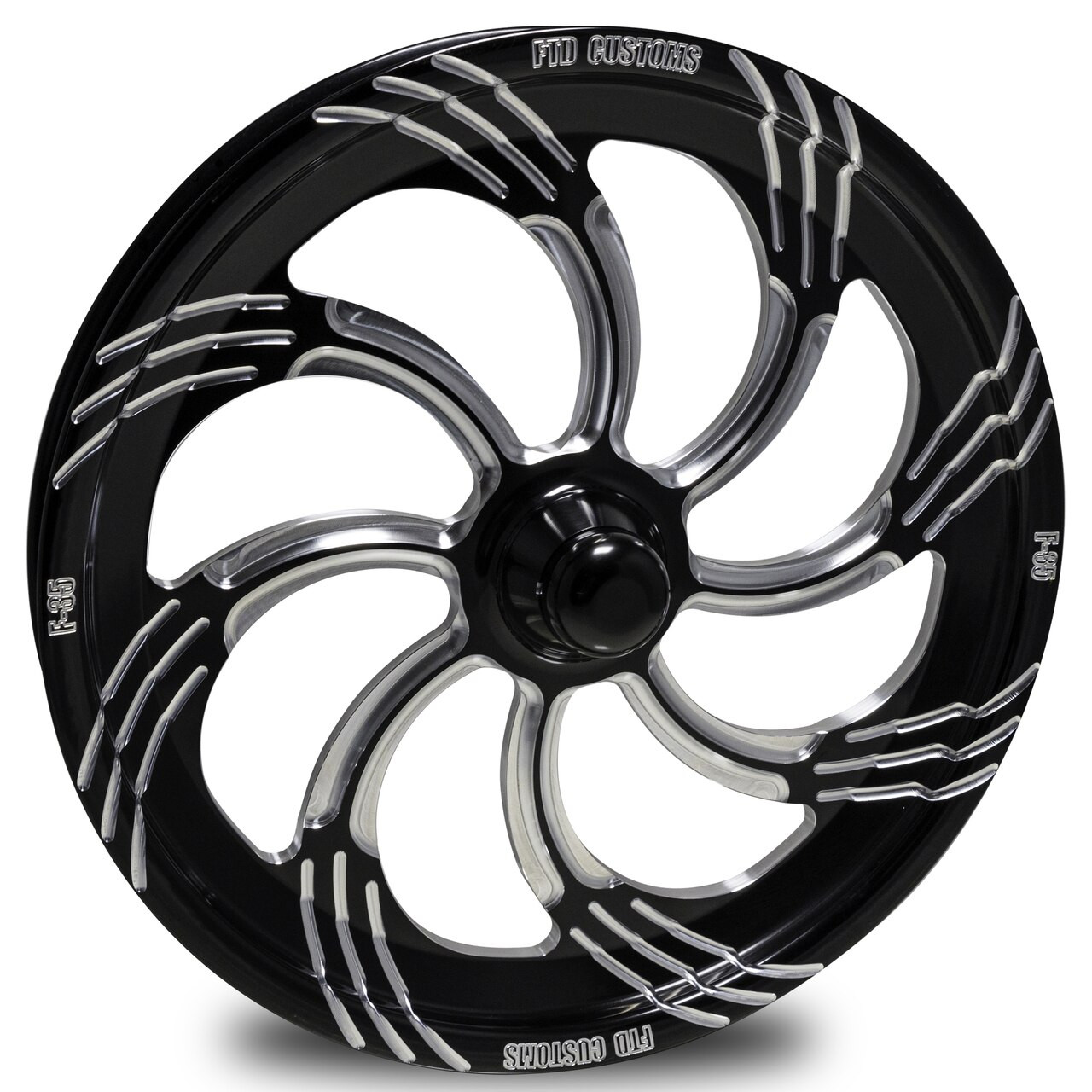 F35 Dragster Front Wheels